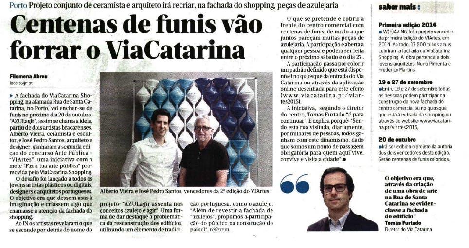 VIArtes 2015 - Jornal de Notícias